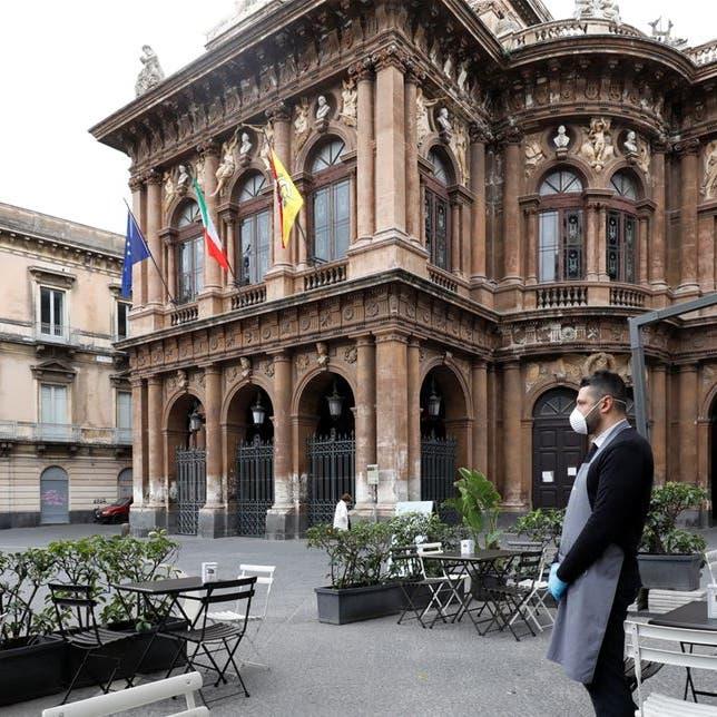 من سنة إلى 4.. كورونا يخفض متوسط العمر في إيطاليا