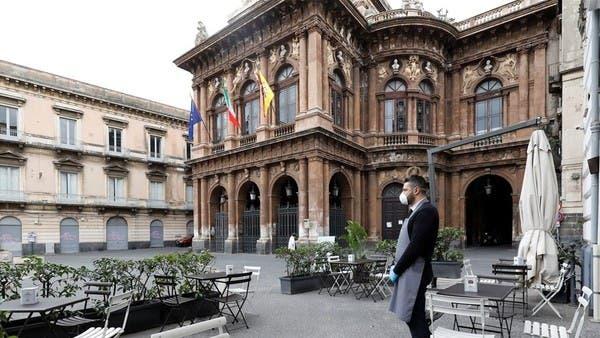 إيطاليا.. عدد أقل من الإصابات بكورونا مقارنة بالأمس