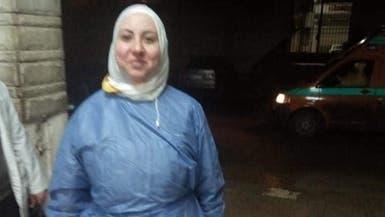 هذه الطبيبة الشجاعة تطوعت لمرافقة أول متوفاة بكورونا بمصر