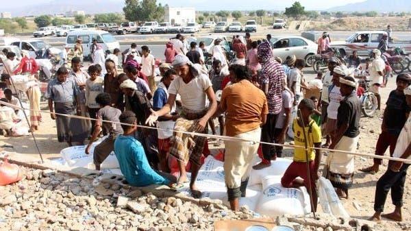 مسؤول يمني: نزوح 13 ألف أسرة إلى مأرب خلال شهرين