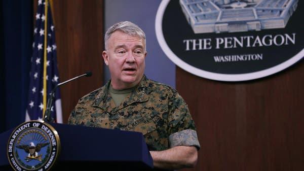 قائد القيادة المركزية الأميركية: إيران تواصل دورها العدائي