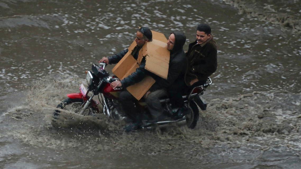 مصر أمطار