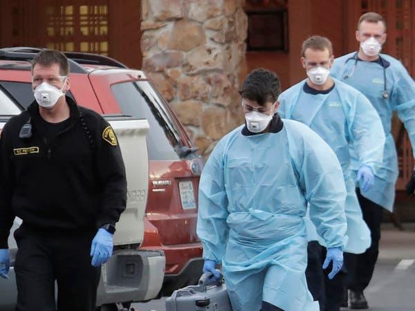 أميركا.. 827 وفاة بكورونا وأكثر من 60 ألف إصابة