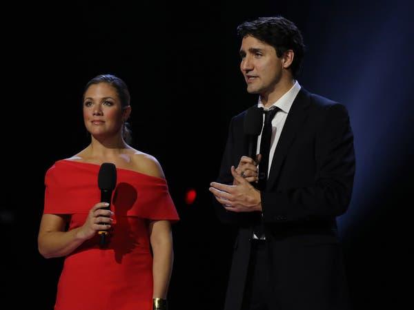 بعد عودتها من لندن.. إصابة زوجة رئيس وزراء كندا بكورونا