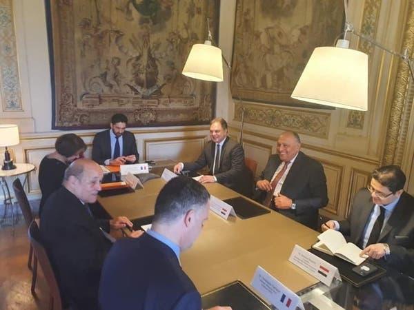 مصر تطالب بجهود أوروبية لدفع إثيوبيا للتوقيع على اتفاق سد النهضة