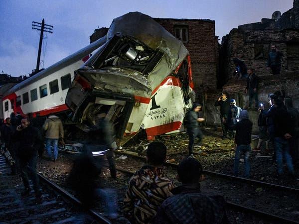 تصادم قطارين بمصر.. حبس 4 متهمين على ذمة التحقيق