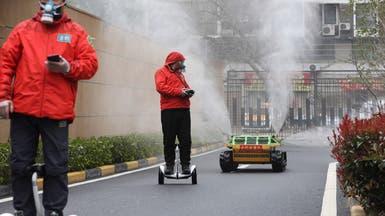 بحربها ضد كورونا.. الصين تبهر العالم بتقنيات تظهر لأول مرة
