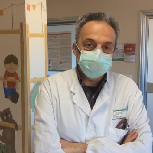 طبيب إيطالي يحذر من مقولة حصانة الأطفال من كورونا