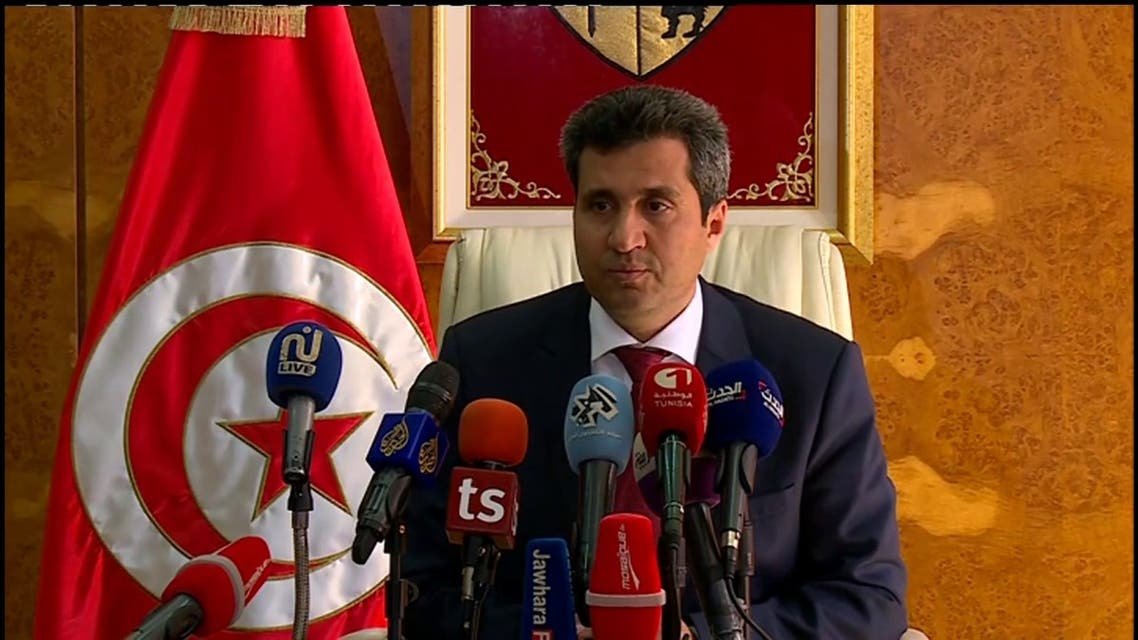 وزير النقل التونسي