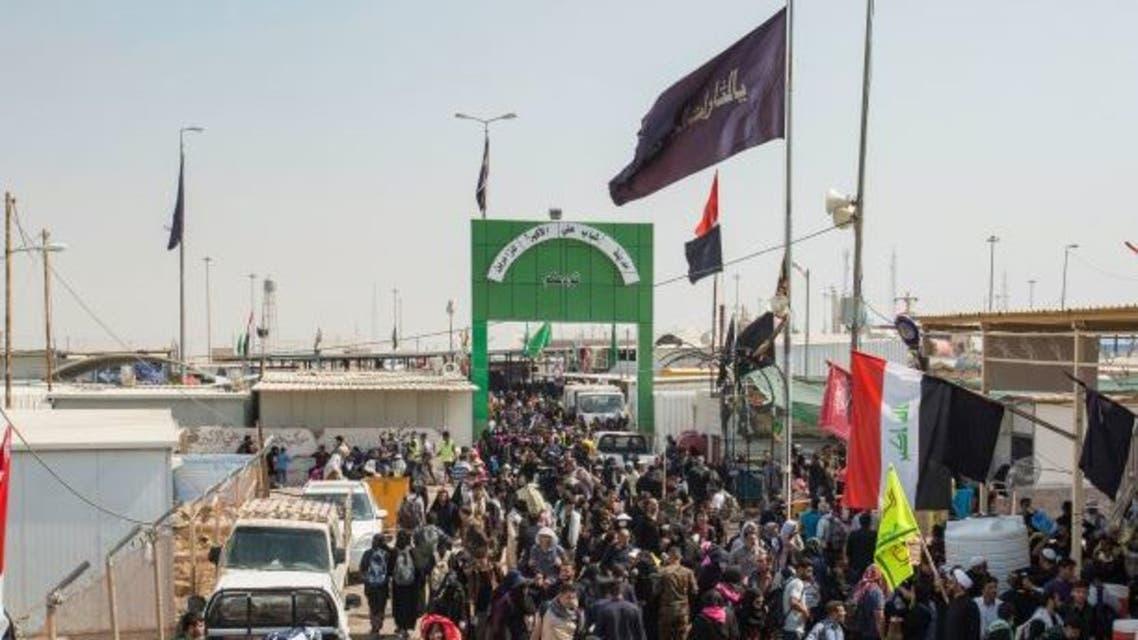 الحدود العراقية الإيرانية1 فرانس برس