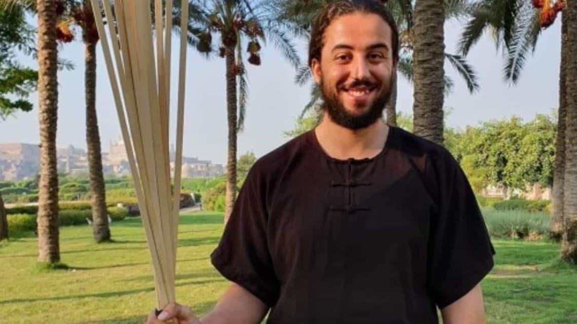 صورة الشاب المصري الذي انقذ 21شخصا من السيول وقتلته صخرة