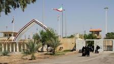كورونا.. إيران تغلق 7 معابر حدودية مع العراق