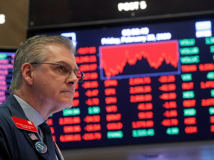 خبير: هبوط عنيف مرتقب في أسواق المال العالمية