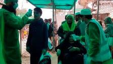 پاکستان میں کرونا وائرس سے34 اموات ، مریضوں کی تعداد 2419 ہوگئی