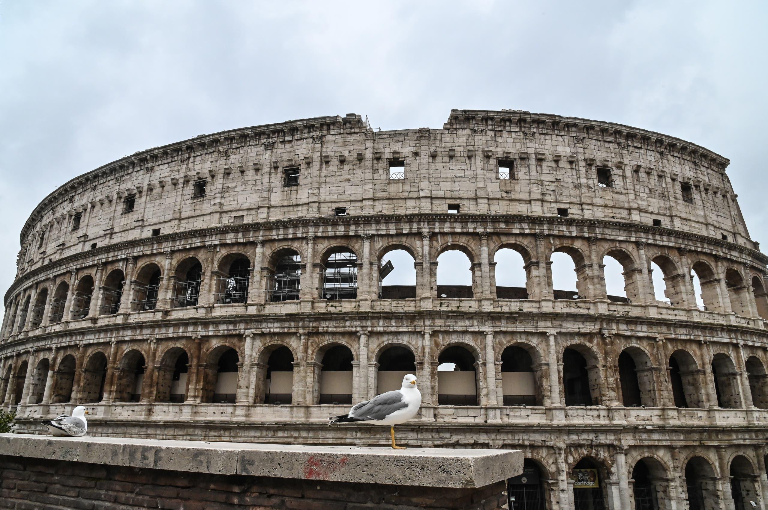 من روما (فرانس برس)