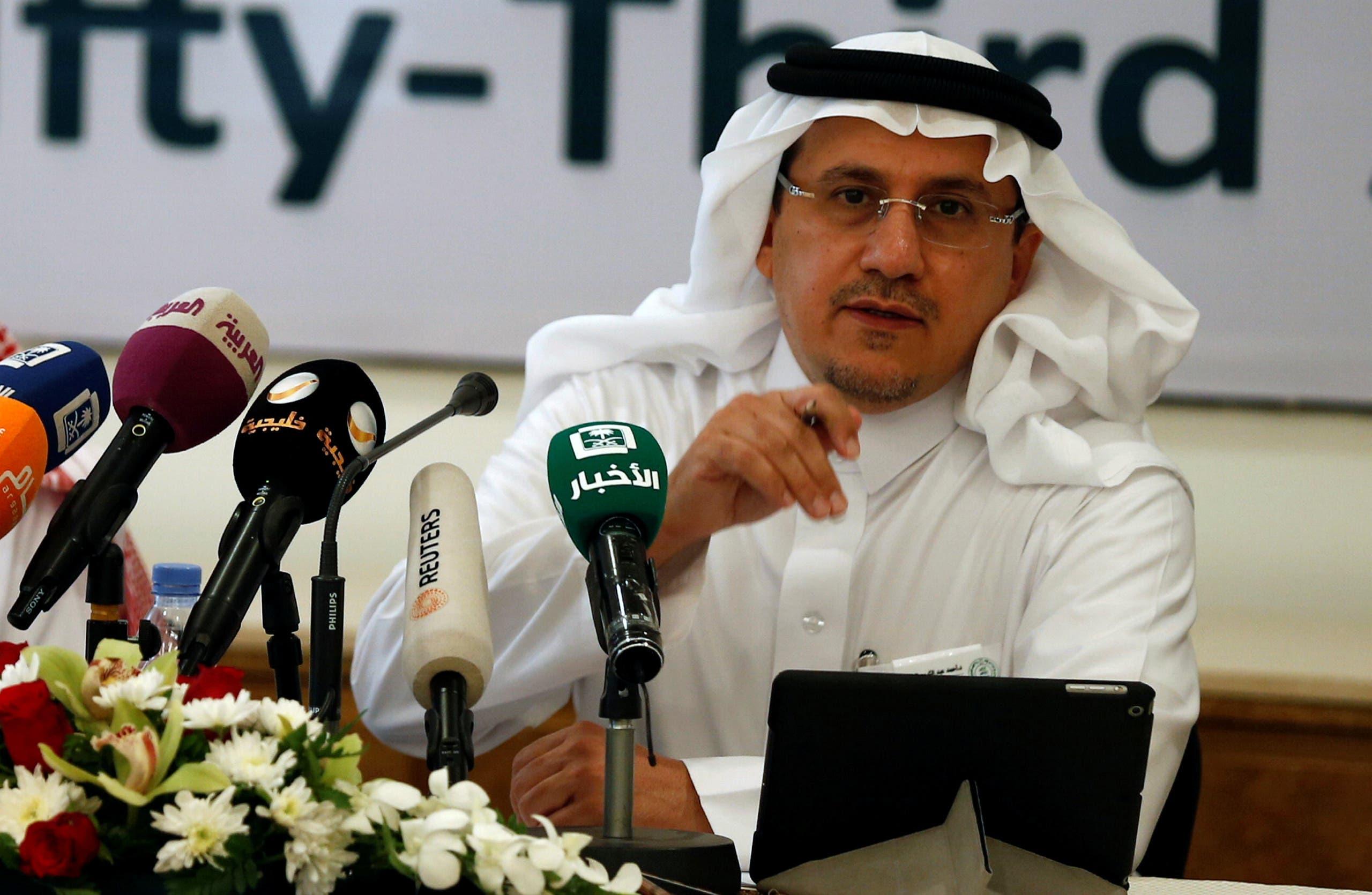 Saudi Arabia's Central Bank Governor Ahmed al-Kholifey. (File photo: Reuters)