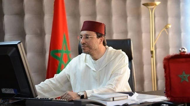 وزير التجهيز والنقل المغربي عبد القادر أعمارة