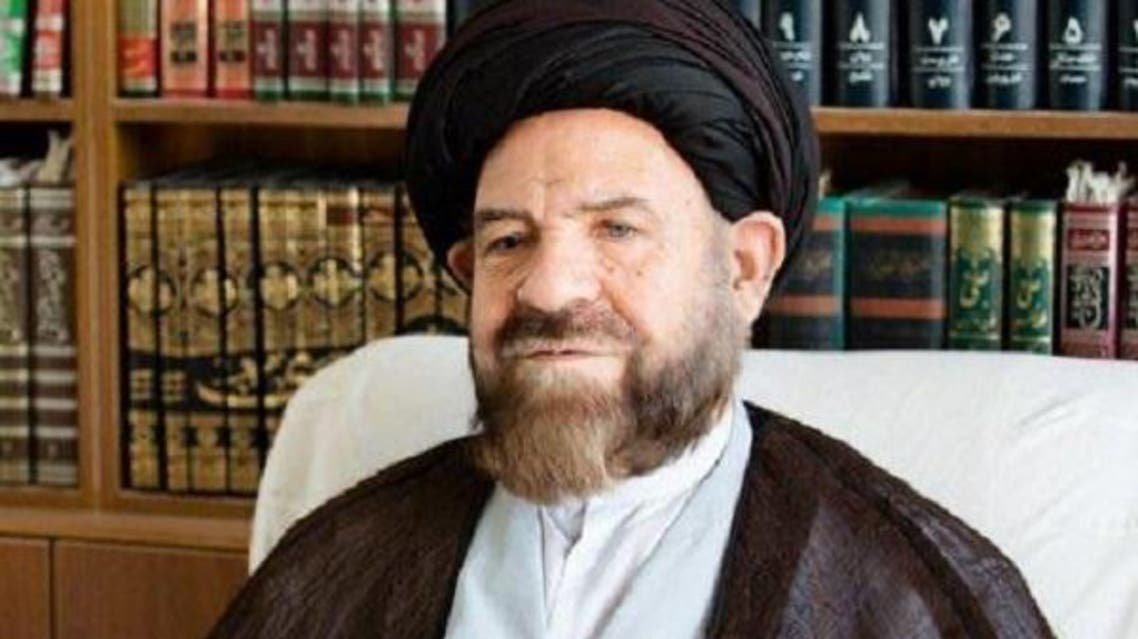 is currently hospitalized in Qom's Shahid Beheshti hospital. (Supplied)