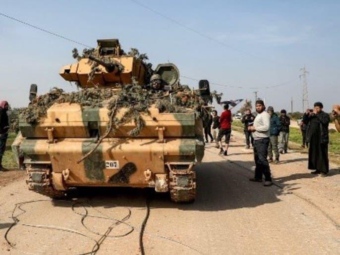 استفزازات تعيق الدوريات الروسية التركية المشتركة بإدلب