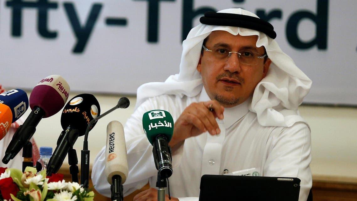 Saudi Arabia's Central bank Ahmed al-Kholifey. (File photo: Reuters)