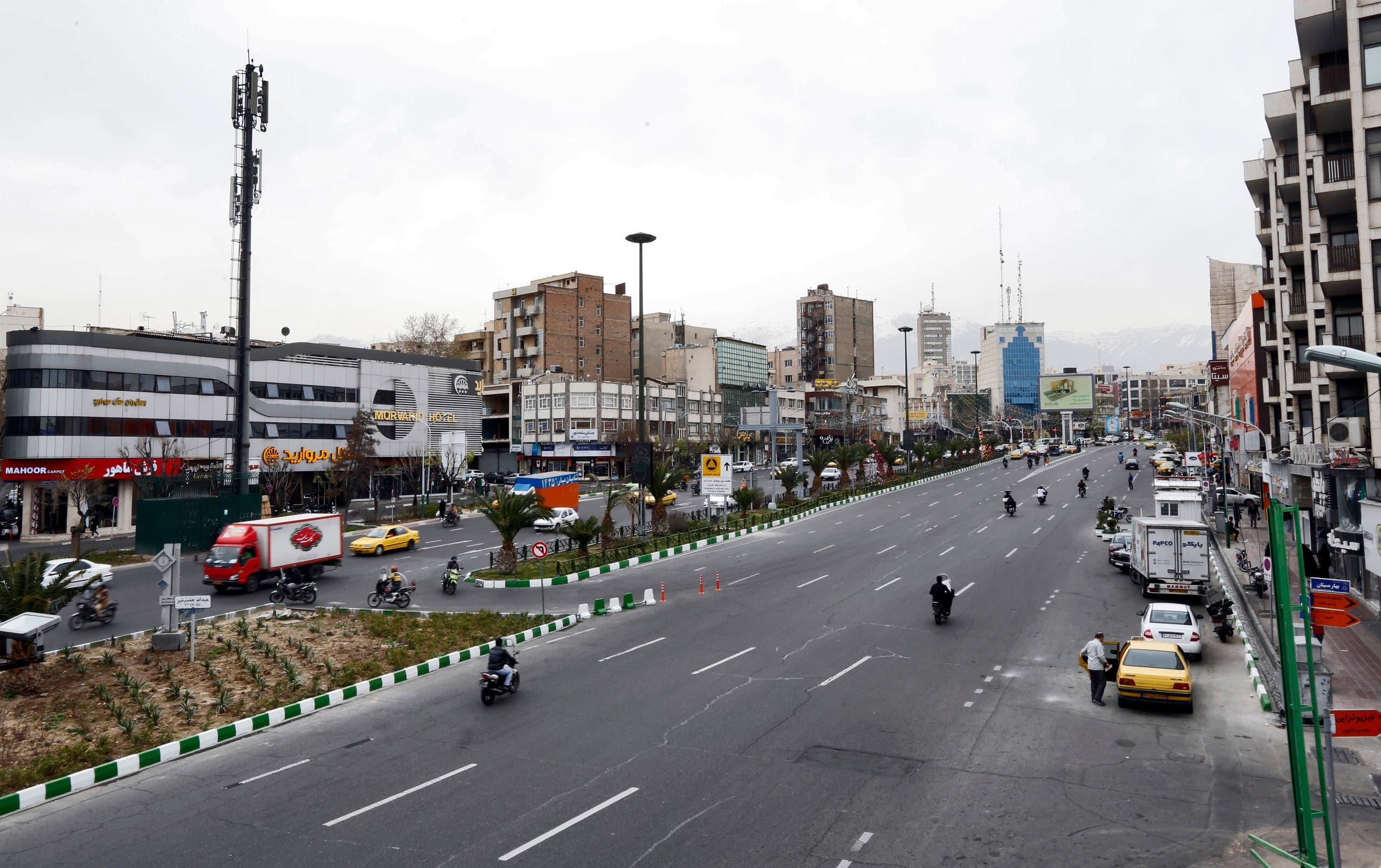 من طهران (14 مارس - فرانس برس)