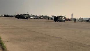 هجوم صاروخي يستهدف قاعدة أميركية في مطار بغداد