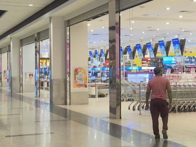 جولة لمراسل العربية بحائل بعد قرار إغلاق المجمعات التجارية احترازيا