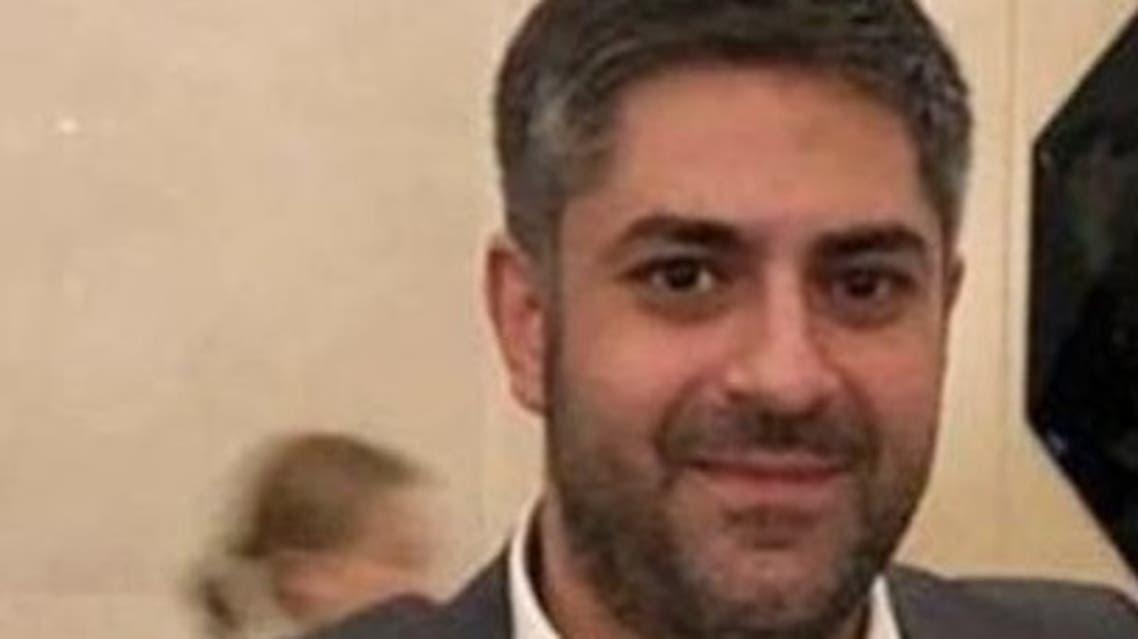 الأردني المصاب تامر بسام وجيه السعودي
