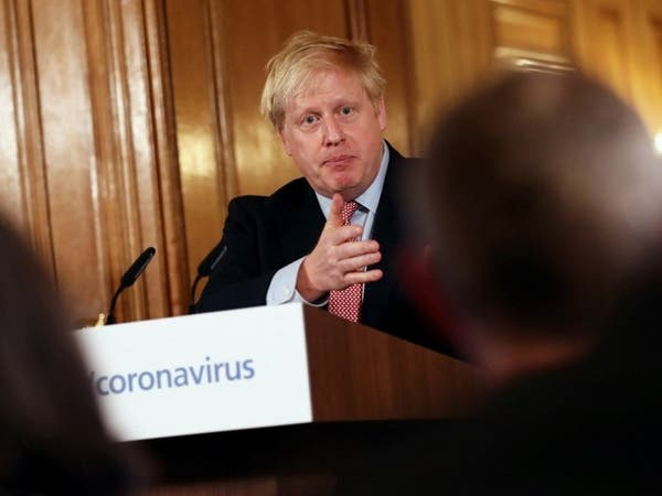 جونسون: إغلاق عام ببريطانيا لـ 3 أسابيع لمكافحة كورونا