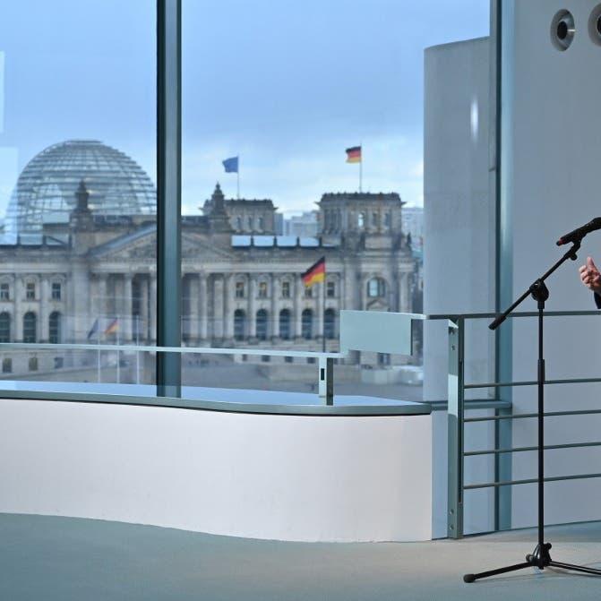 """ميركل تعلن عن قمة أوروبية """"عن بعد"""" لبحث انتشار كورونا"""