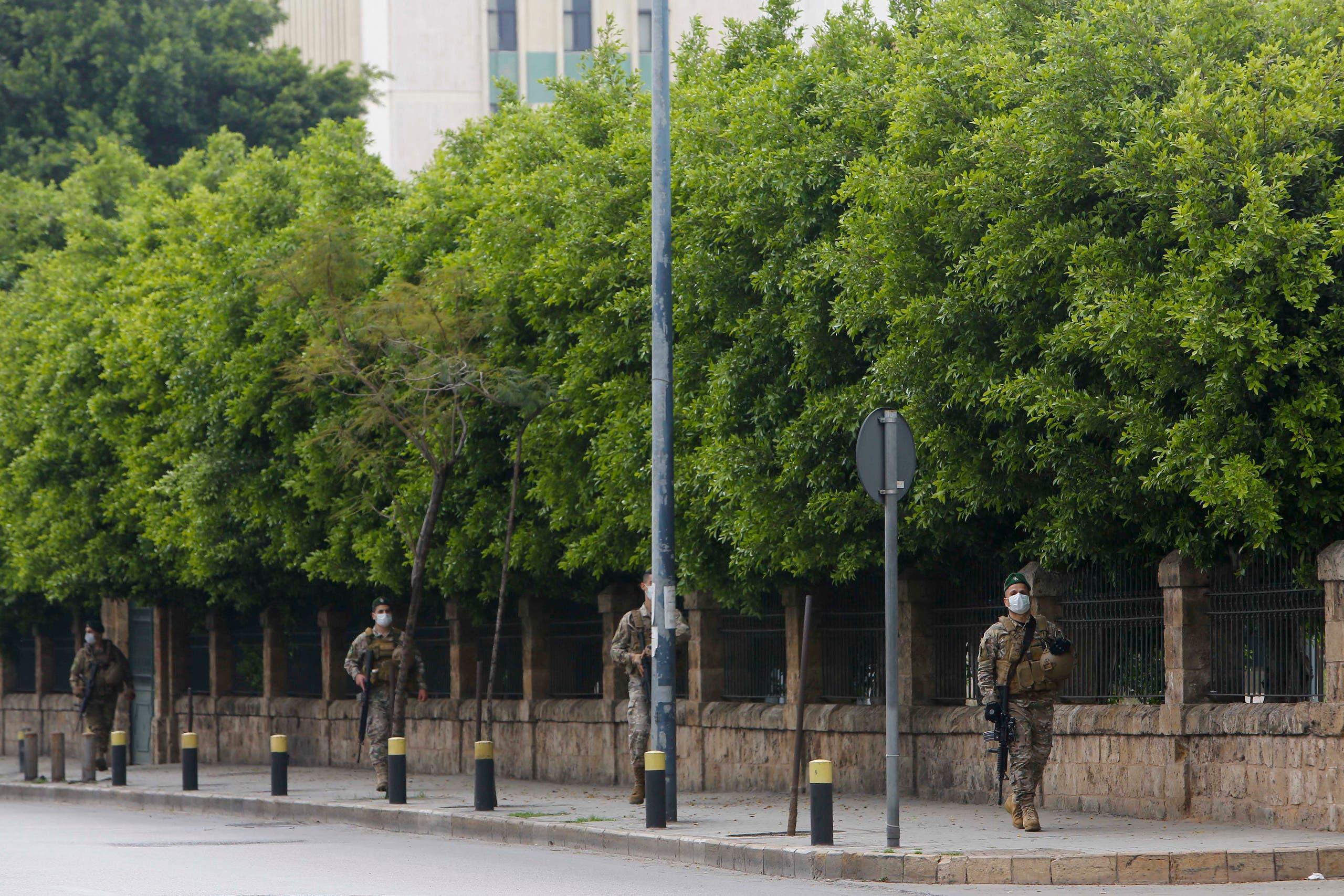 من بيروت (أرشيفية- فرانس برس)