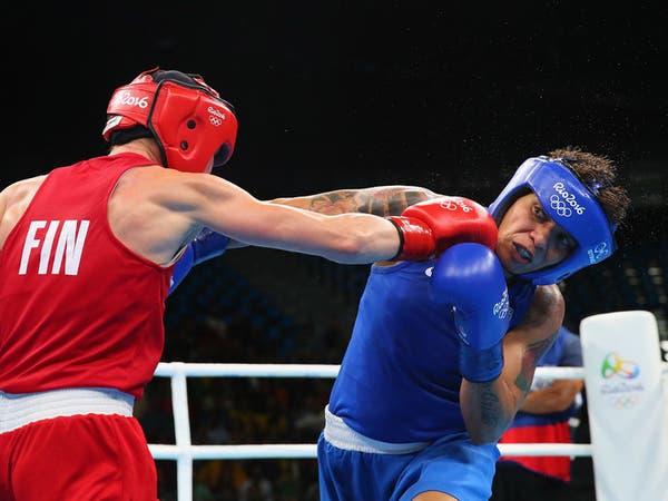 تعليق بطولات مؤهلة لمسابقة الملاكمة في الأولمبياد