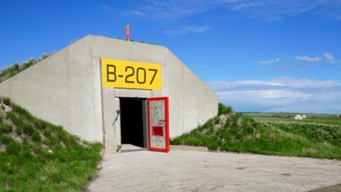 Vivos XPoint bunker (Courtesy: Vivos Group)
