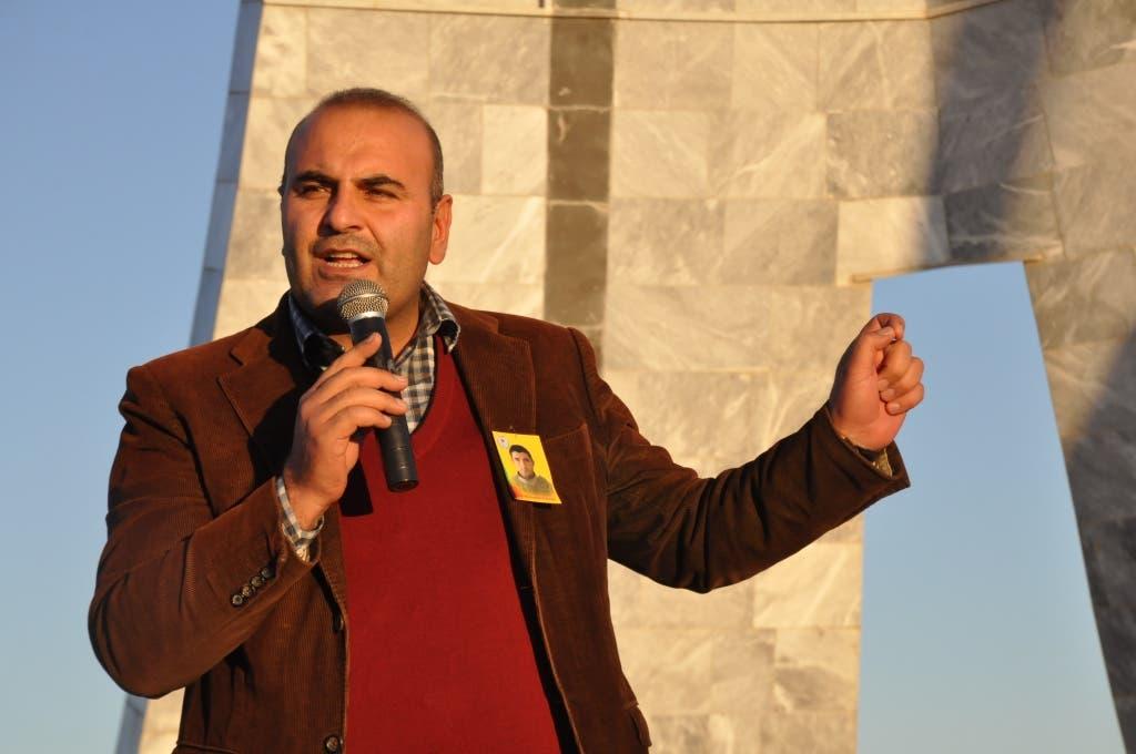 أنور مسلم، الرئيس المشترك لحزب الاتحاد الديمقراطي