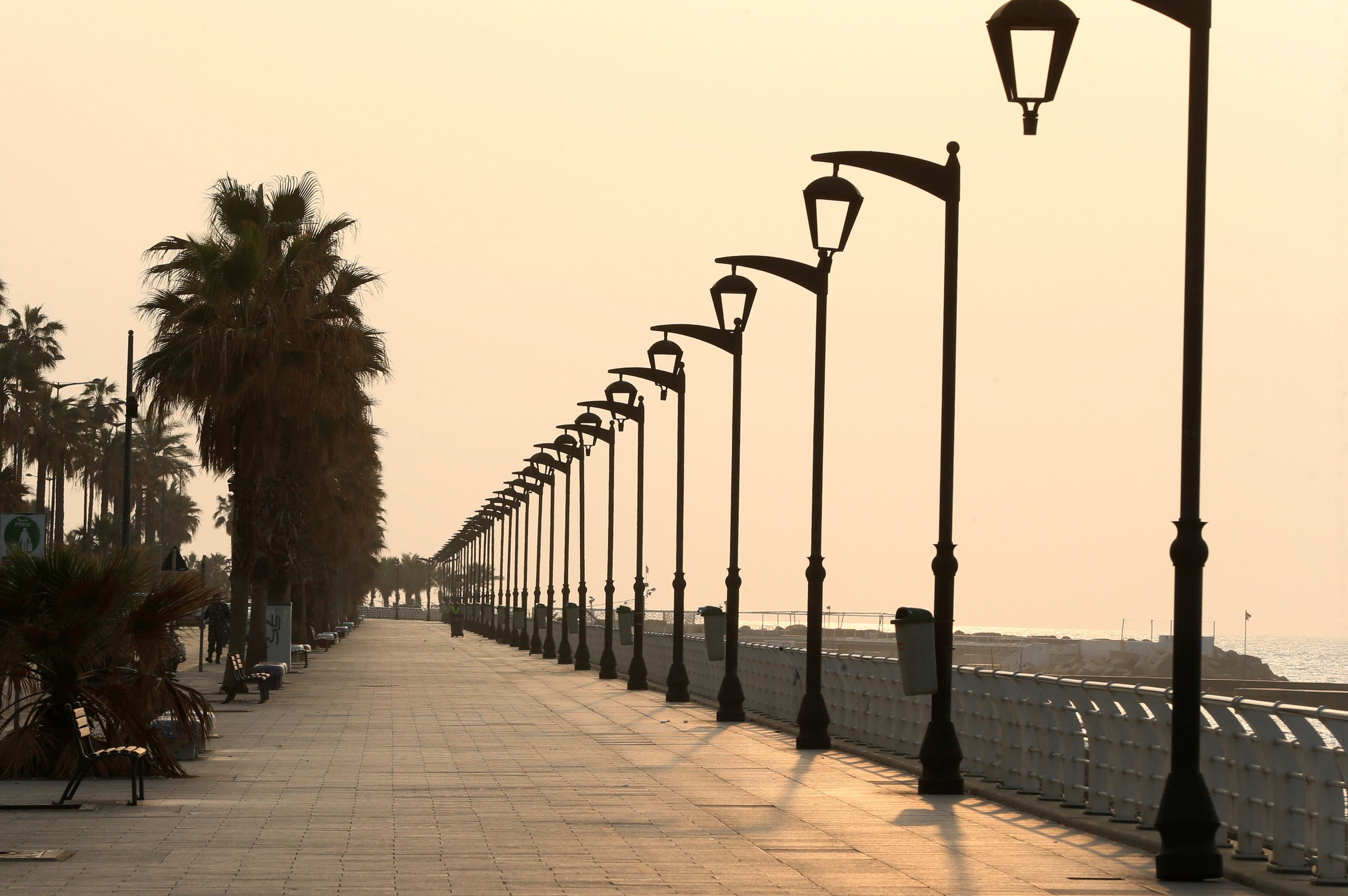 من بيروت يوم 15 مارس