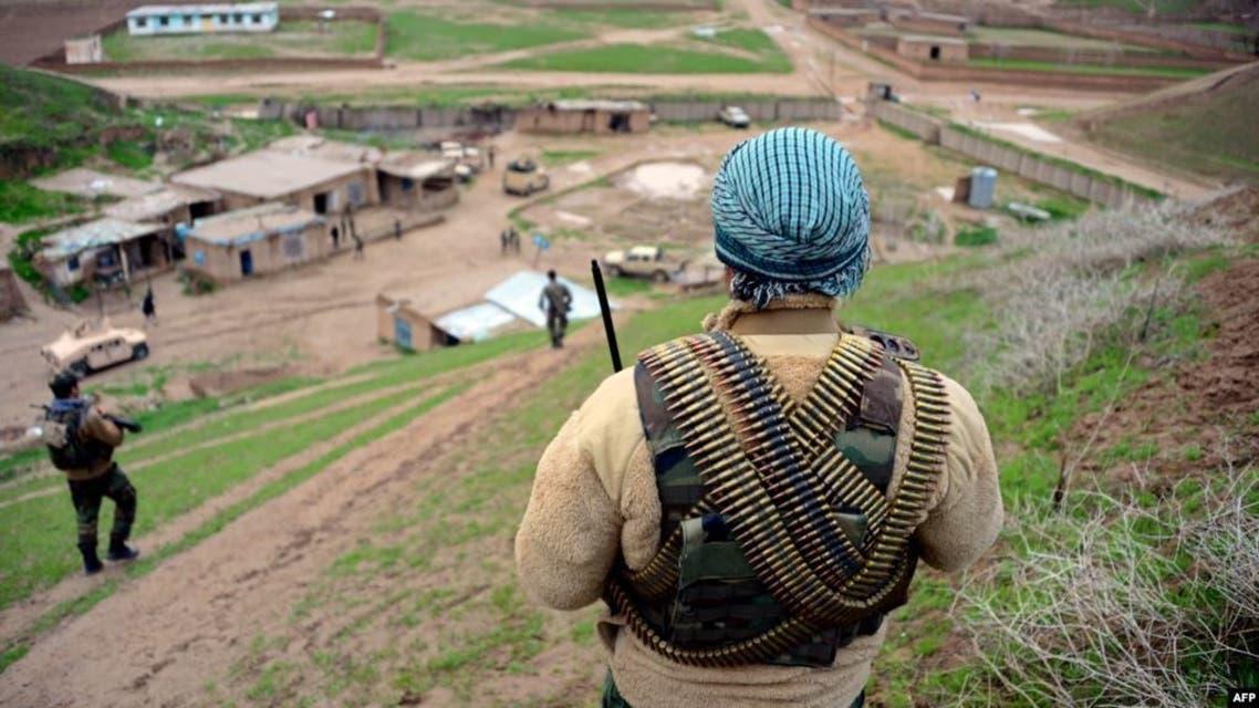 درگیری در ولایت غور افغانستان؛ 11 سرباز امنیتی و 15 طالب کشته شدند