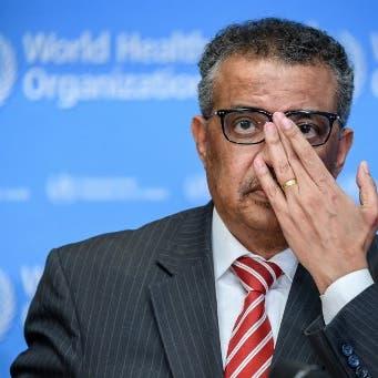 مدير منظمة الصحة العالمية في الحجر الصحي