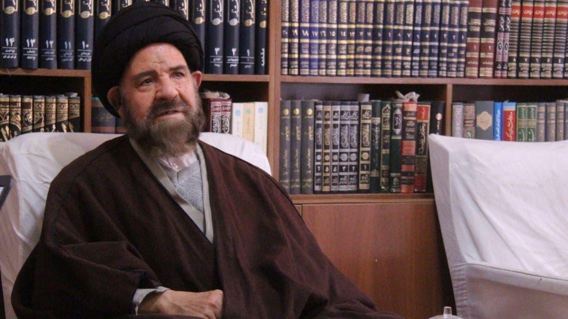 Ayatollah Hashem Bathaei-Golpaygani, a member of Iran's Assembly of Experts IRNA
