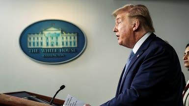 ترمب يوقع على مشروع القانون الخاص بمكافحة كورونا