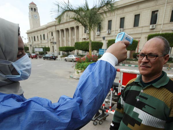 مصر.. 215 إصابة جديدة بكورونا و10 وفيات