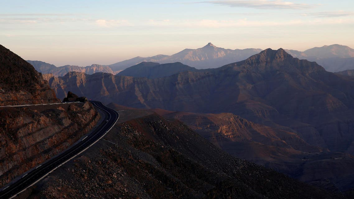 Jebel Jais mountain in Ras al-Khaimah. (File photo: Reuters)