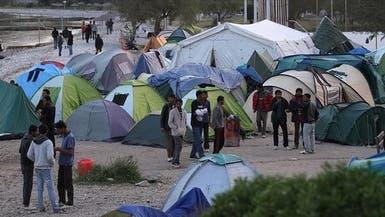 اليونان.. تقييد حركة المهاجرين بالمخيمات لمنع انتشار كورونا