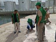 فريق البرنامج السعودي لإعمار اليمن ينشط في عدن