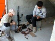 مرتزق سوري بيد الجيش الليبي: بقيت ملقى على الأرض 12 يوماً