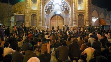 بعد غلق المراقد.. رجل دين إيراني: خسئت الحكومة والرئيس