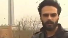 السماء تمطر باذنجان في طهران.. مزحة واعتقالات