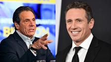 Coronavirus interview turns into comedic family feud with Cuomo brothers