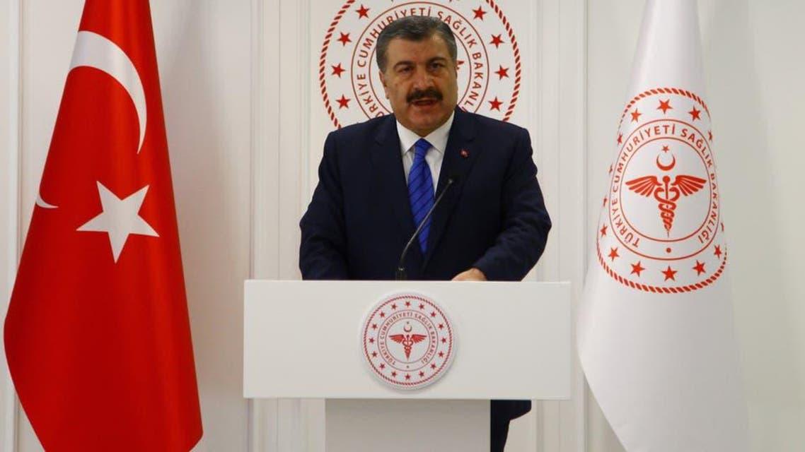 Turkey: Minister of Health