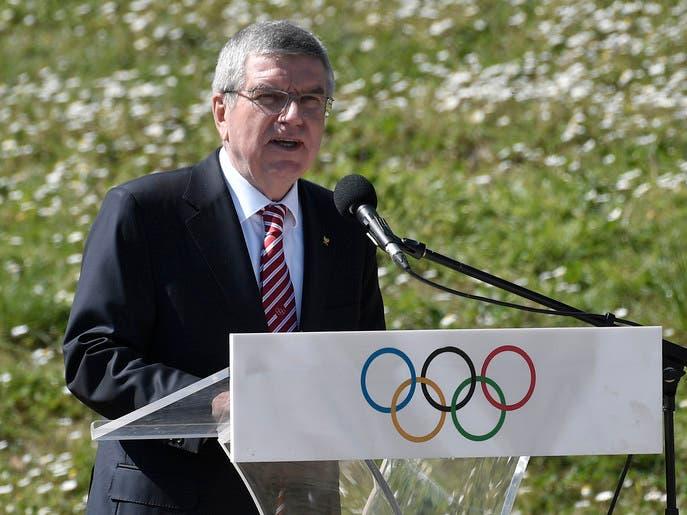باخ: لم نناقش تكلفة تأجيل أولمبياد طوكيو