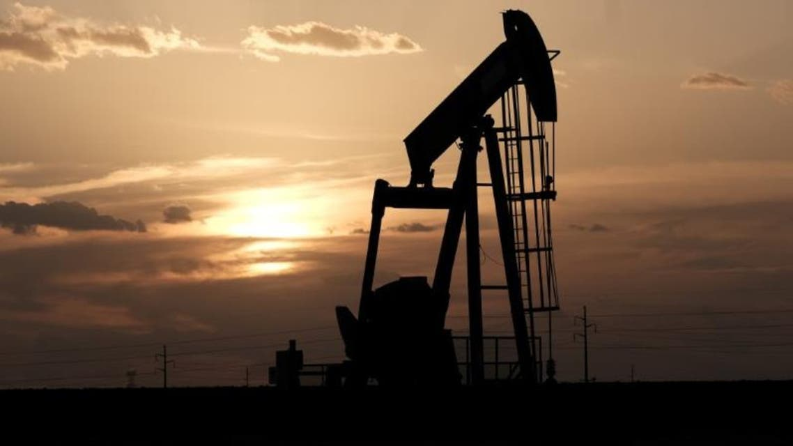 An oil pump in Texas in the US. (File photo: Reuters)